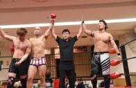 3月5日(日)HEAT-UP高島平大会 全試合結果