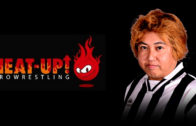 HEAT-UP所属のミスター村杉レフェリーが「豆腐プロレス」に出演!