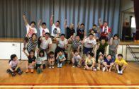 川崎市高津区にある久本小学校「寺子屋」にて親子体験教室にHEAT-UP勢が参加しました