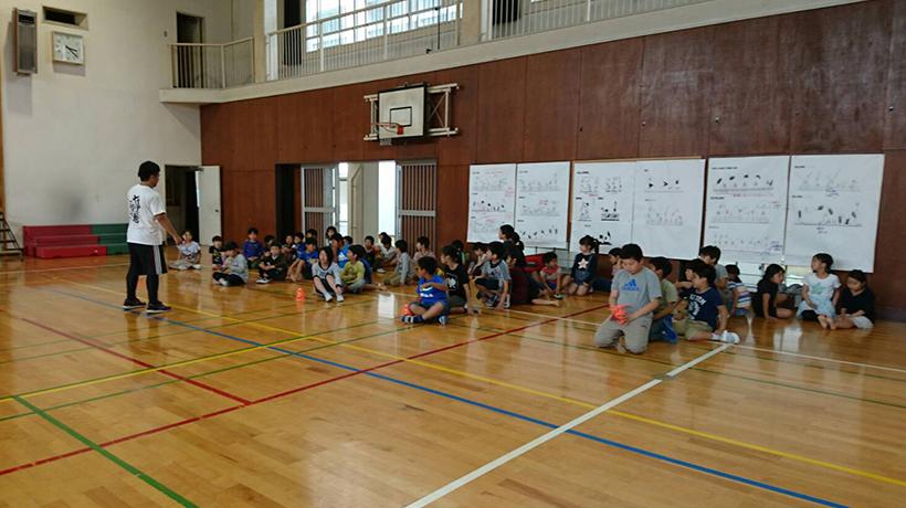 親子体験教室にHEAT-UP勢が参加しました