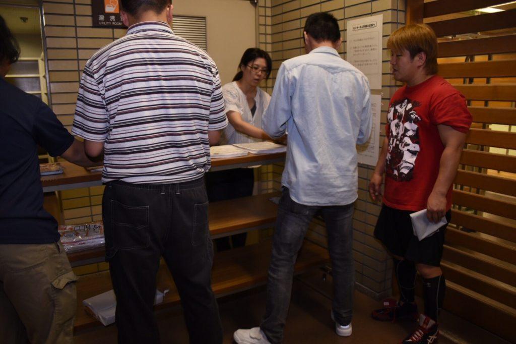 6月4日(日)HEAT-UP名古屋枇杷島大会にて障がい福祉チャリティーとして障がい者雇用を行いました