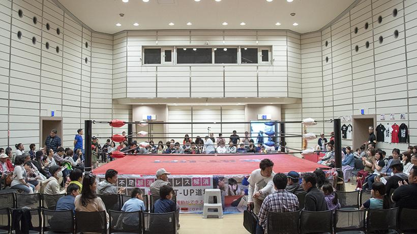 5月5日(土)HEAT-UP御殿場大会 全試合結果