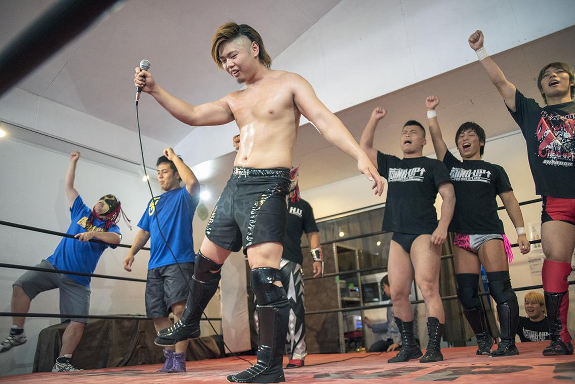 6月17日(日)HEAT-UP道場マッチ 全試合結果