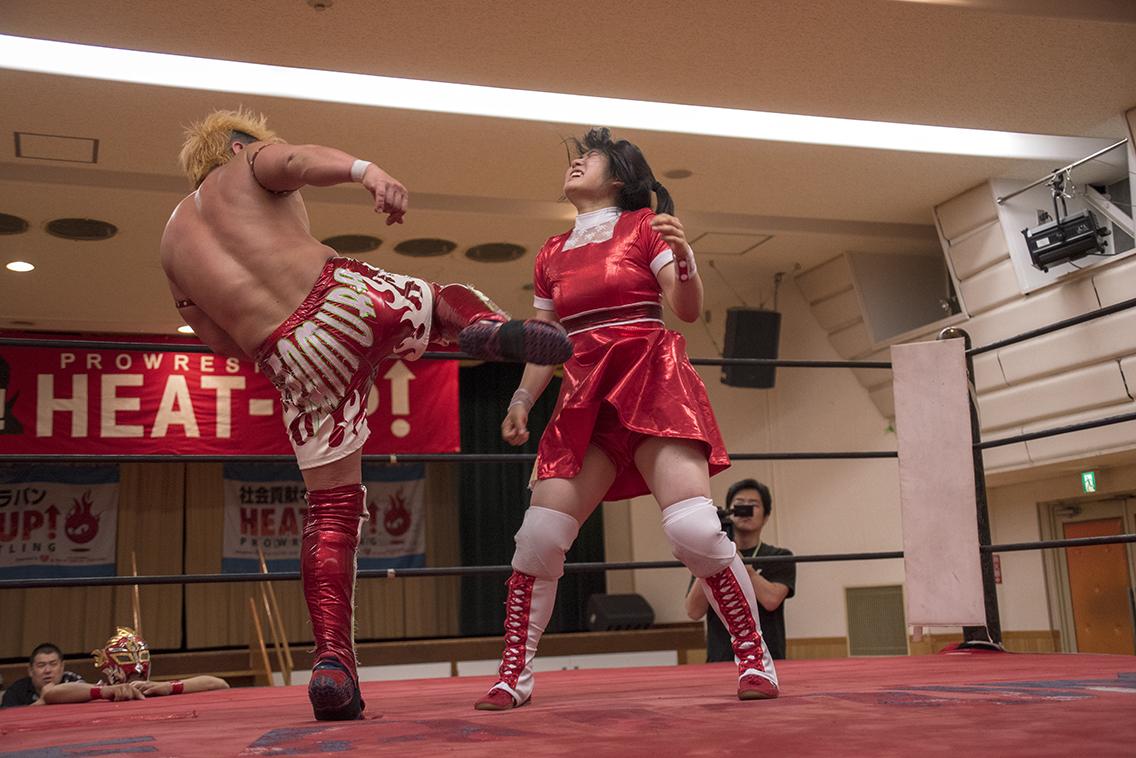 田村和宏vs駿河メイ