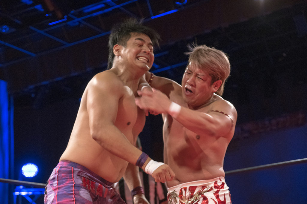 田村vs近藤