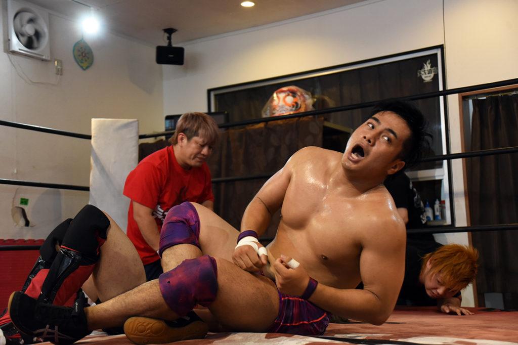 近藤vs飯塚