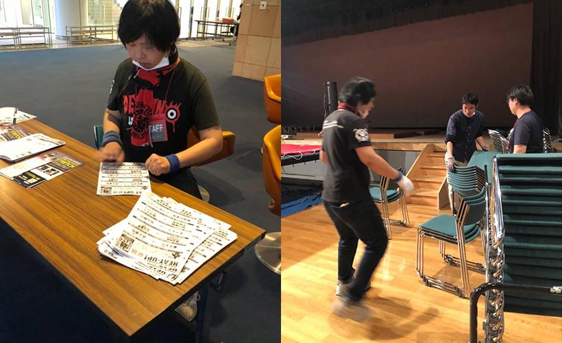 12月18日(水)HEAT-UP新百合ヶ丘大会 職業体験レポート