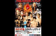 プロレスリングHEAT-UP名古屋大会