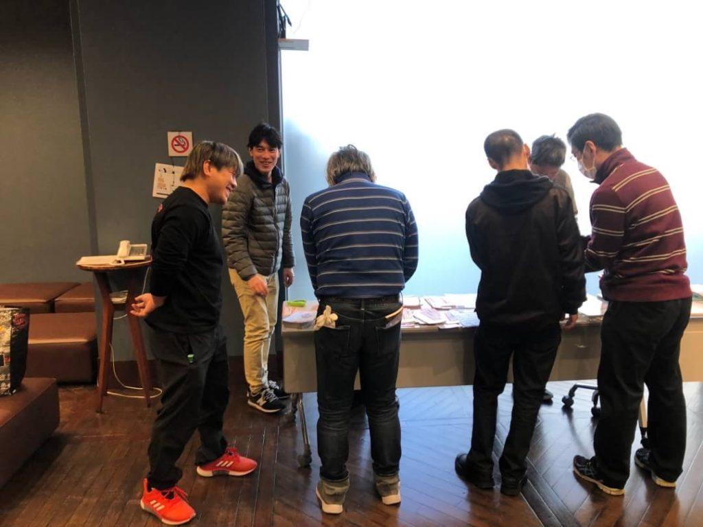1月31日(金)HEAT-UP北沢タウンホール大会 職業体験レポート