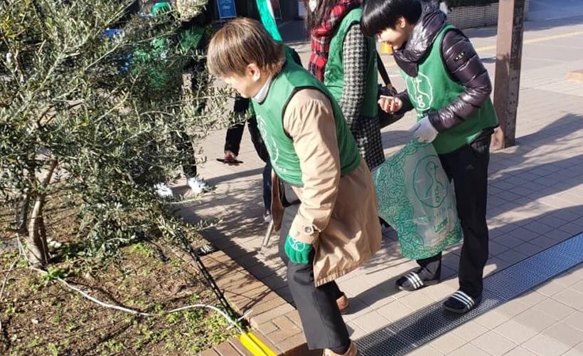 2月7日(金)green bird 新百合ヶ丘チーム活動記録