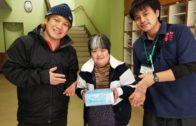 川崎市麻生区にある障がい者施設「しらかし園」、 児童養護施設「白山愛児園」にマスク100枚ずつ寄付