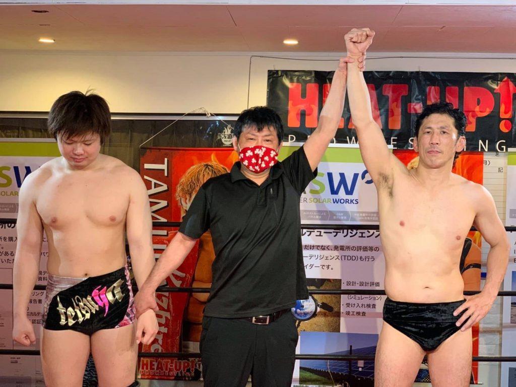 伊藤vs井土