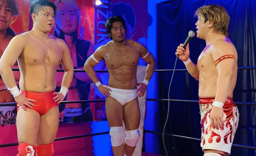 7月20日(月)ASW presents 灼熱プロレスズームイン!! 試合結果