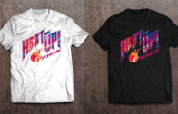 スパークルロゴTシャツ