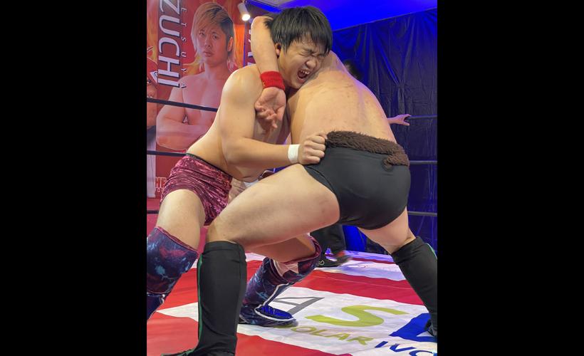 TAMURA&今井礼夢 vs 関根龍一&中野貴人