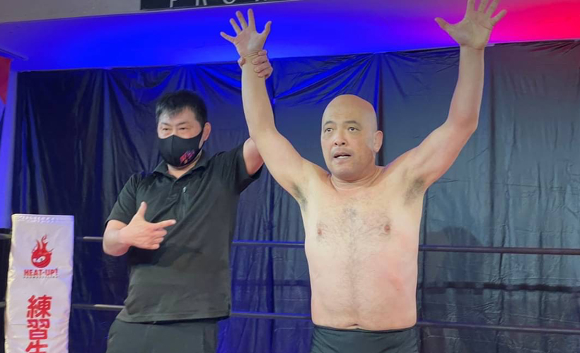 渡辺宏志 vs 定アキラ