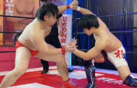 今井礼夢 vs ナカ・シュウマ